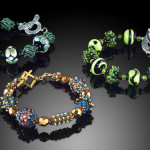 Beaded Bracelets - Sold