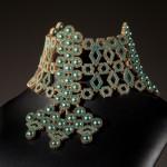 Coastal Queen - Artist's collection 2010 Bead Dreams Finalist