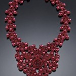 Red Empress - Artist's collection 2007 Bead Dreams Finalist