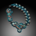 Tidal Pool Necklace - Sold ($650)