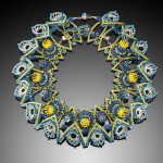 Intertwined Necklaces - 2015 Bead Dreams 2nd Place Winner