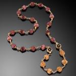 Links Necklace & Bracelet Set - sold ($350)