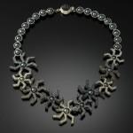 Starburst Necklace - sold ($700)